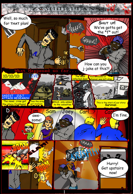 zombie plans page 1