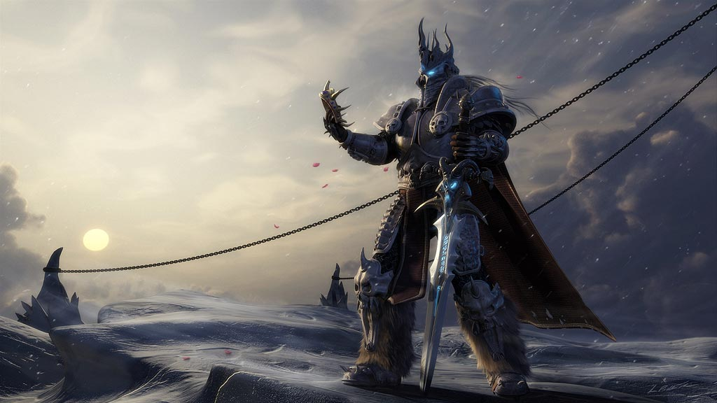 The Lich KIng, Arthas
