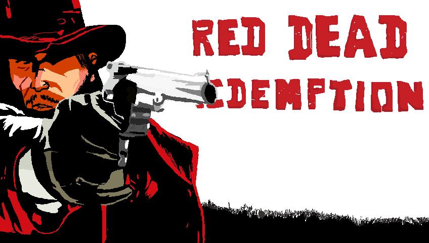 Red Dead Redemption Pixel Art