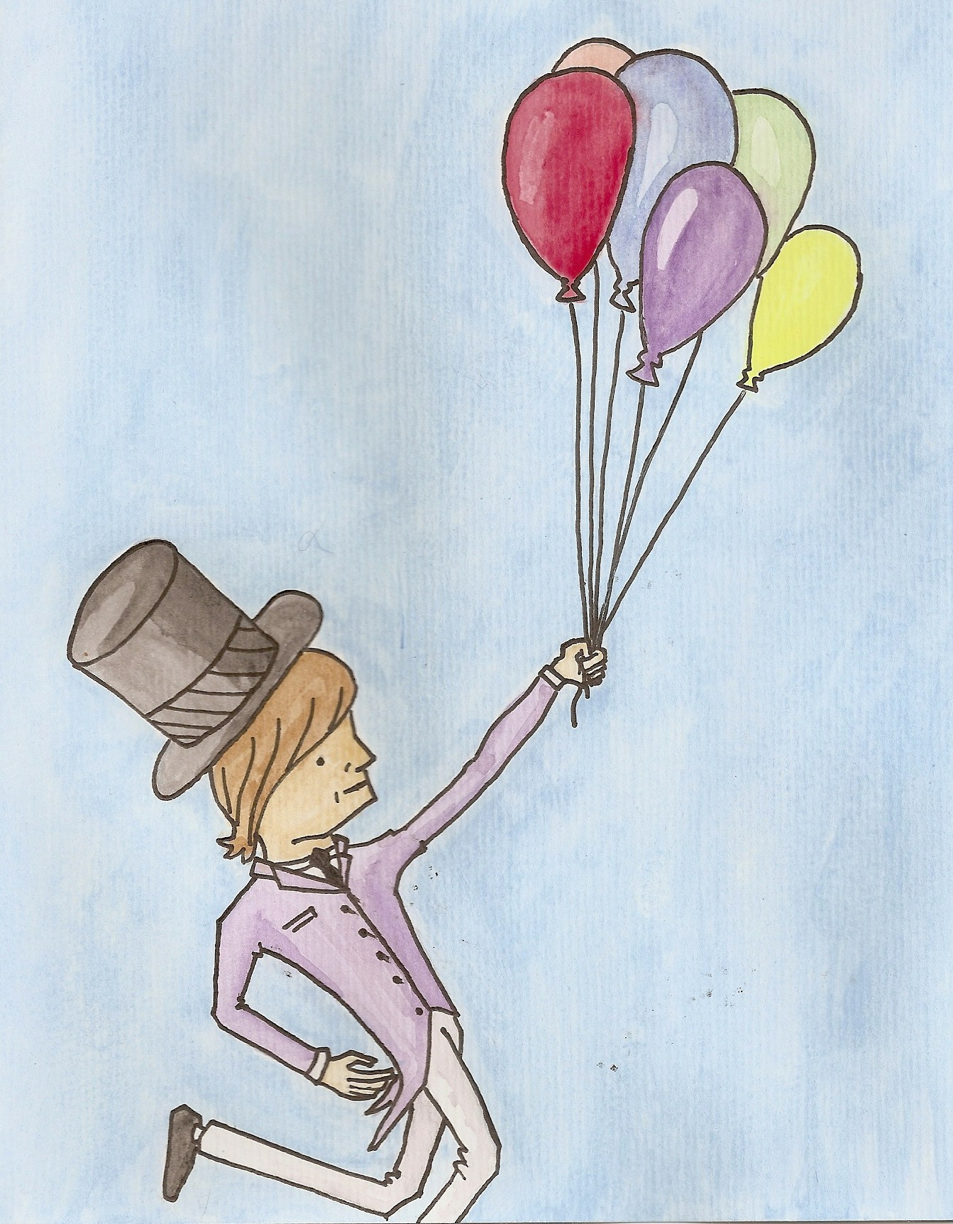ye olde balloone man