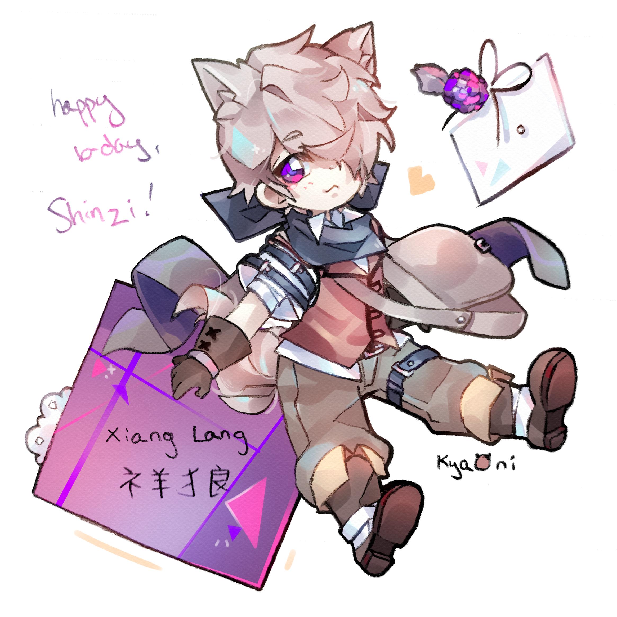 b-day gift for fren (Shinzi)