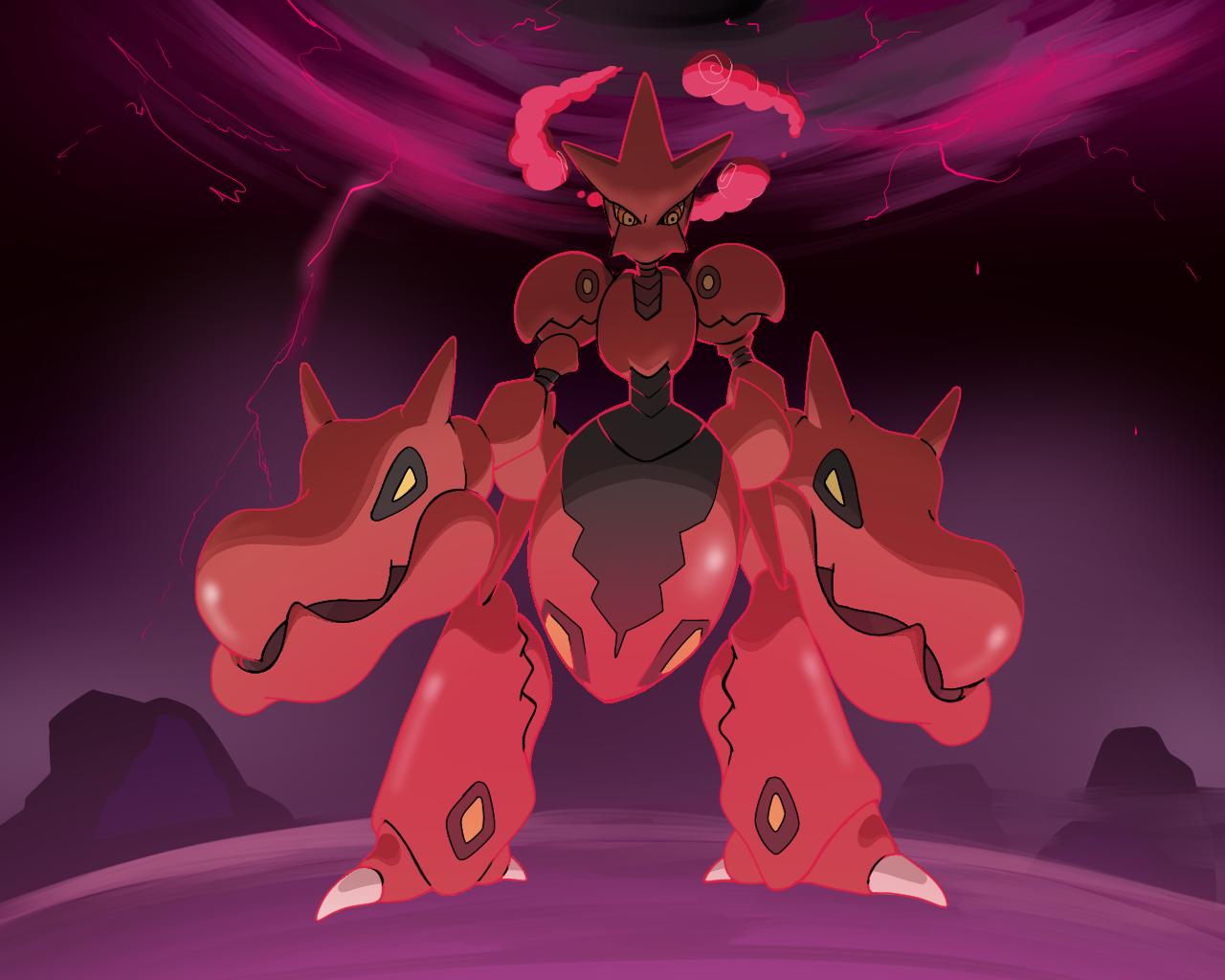 Gigantamax Scizor