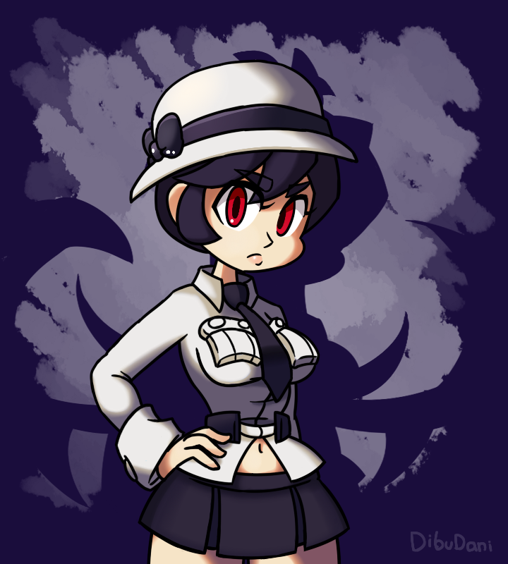 Filia is judging you