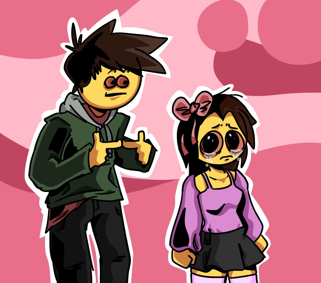 Cursed couple