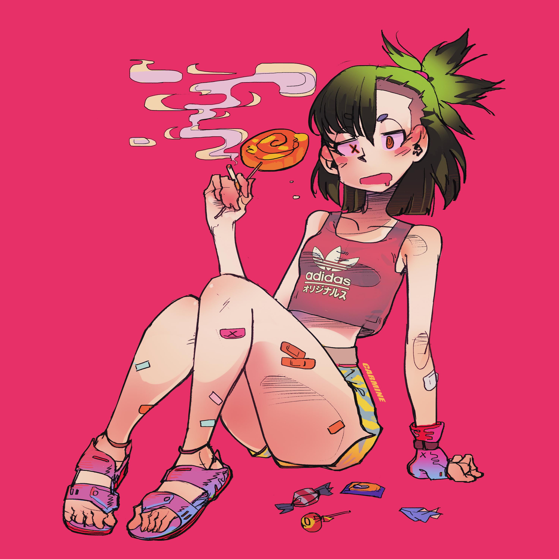 Yamicute Pineapple girl