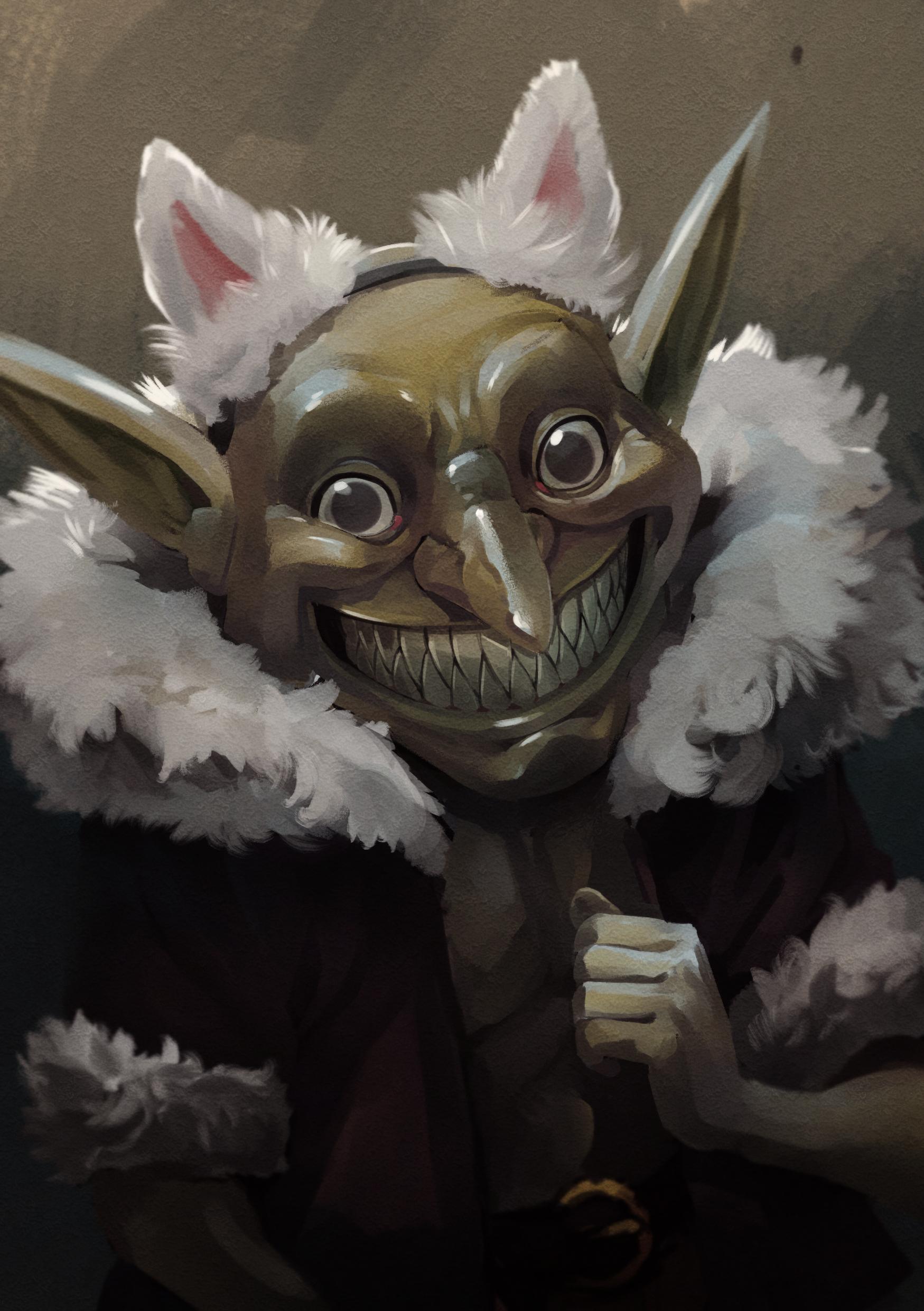 Goblin the Pupper
