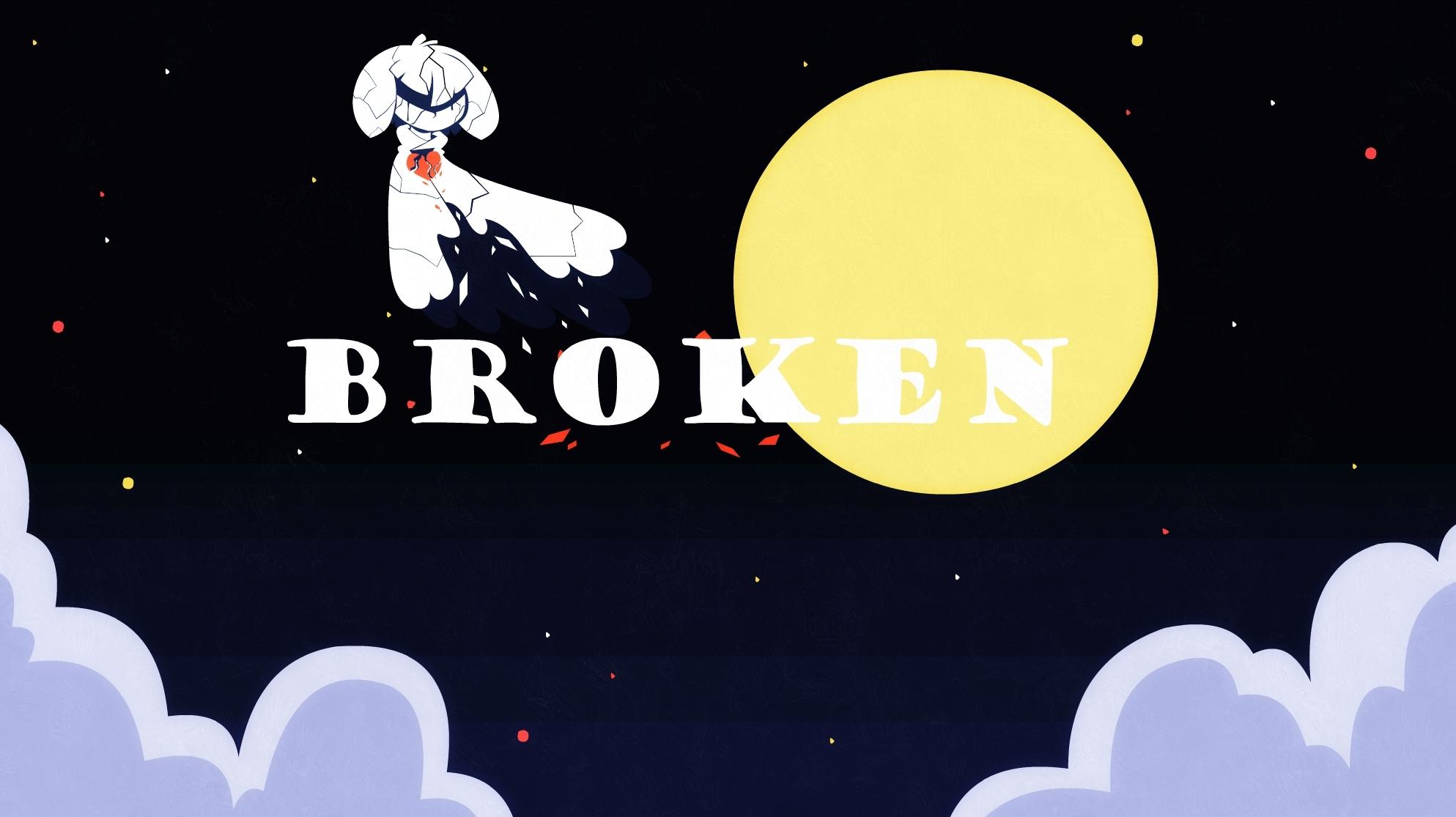 (Heart) Broken, A free VN download