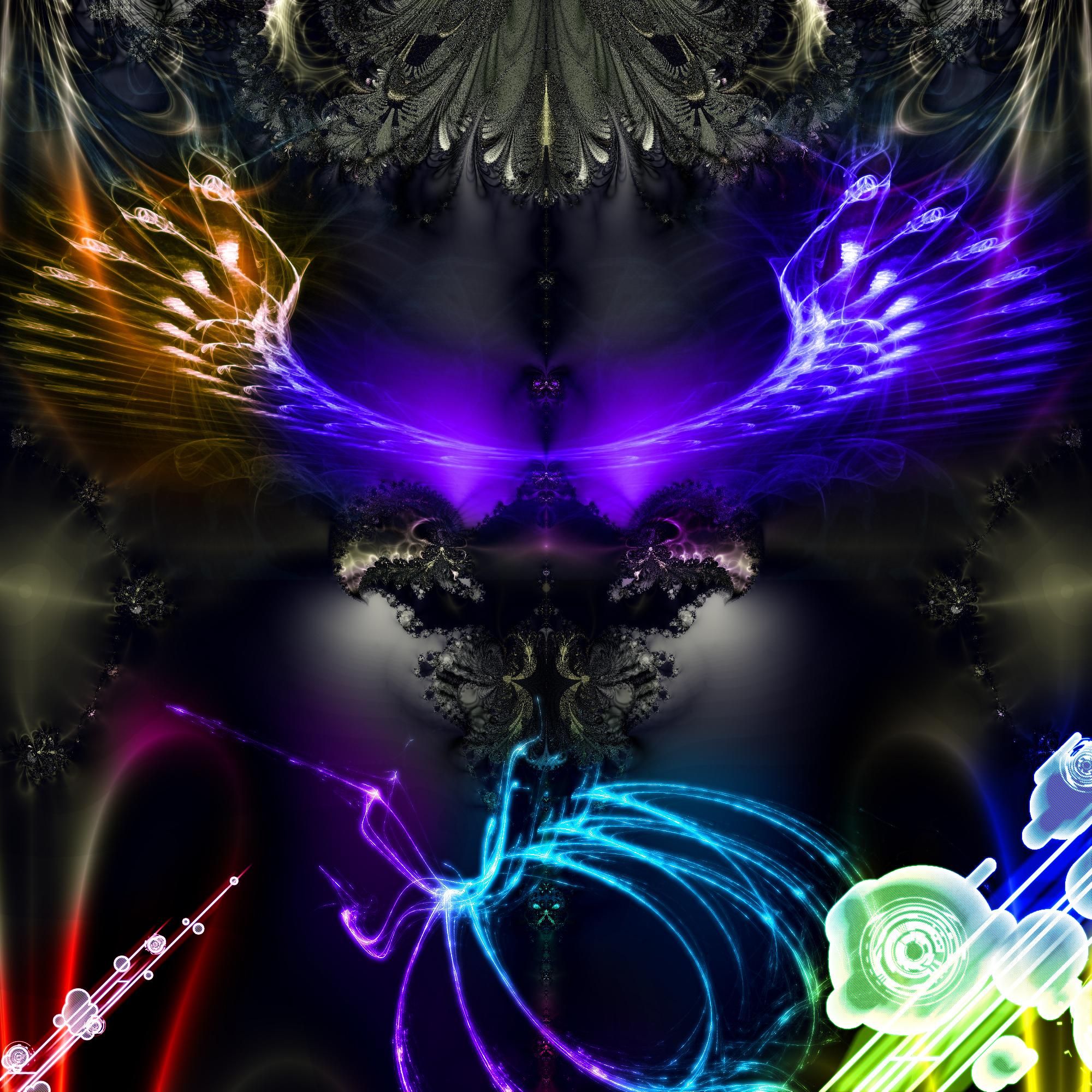Fractals and Light