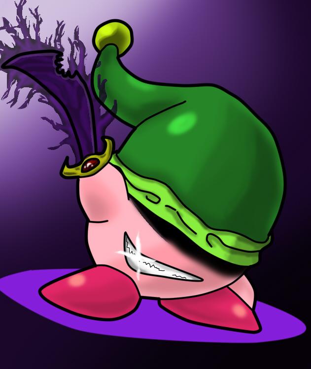 Creepy Kirby