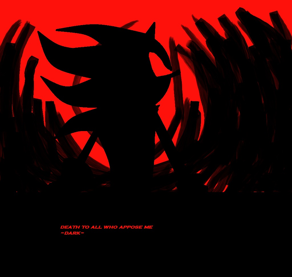 shadow's darkness