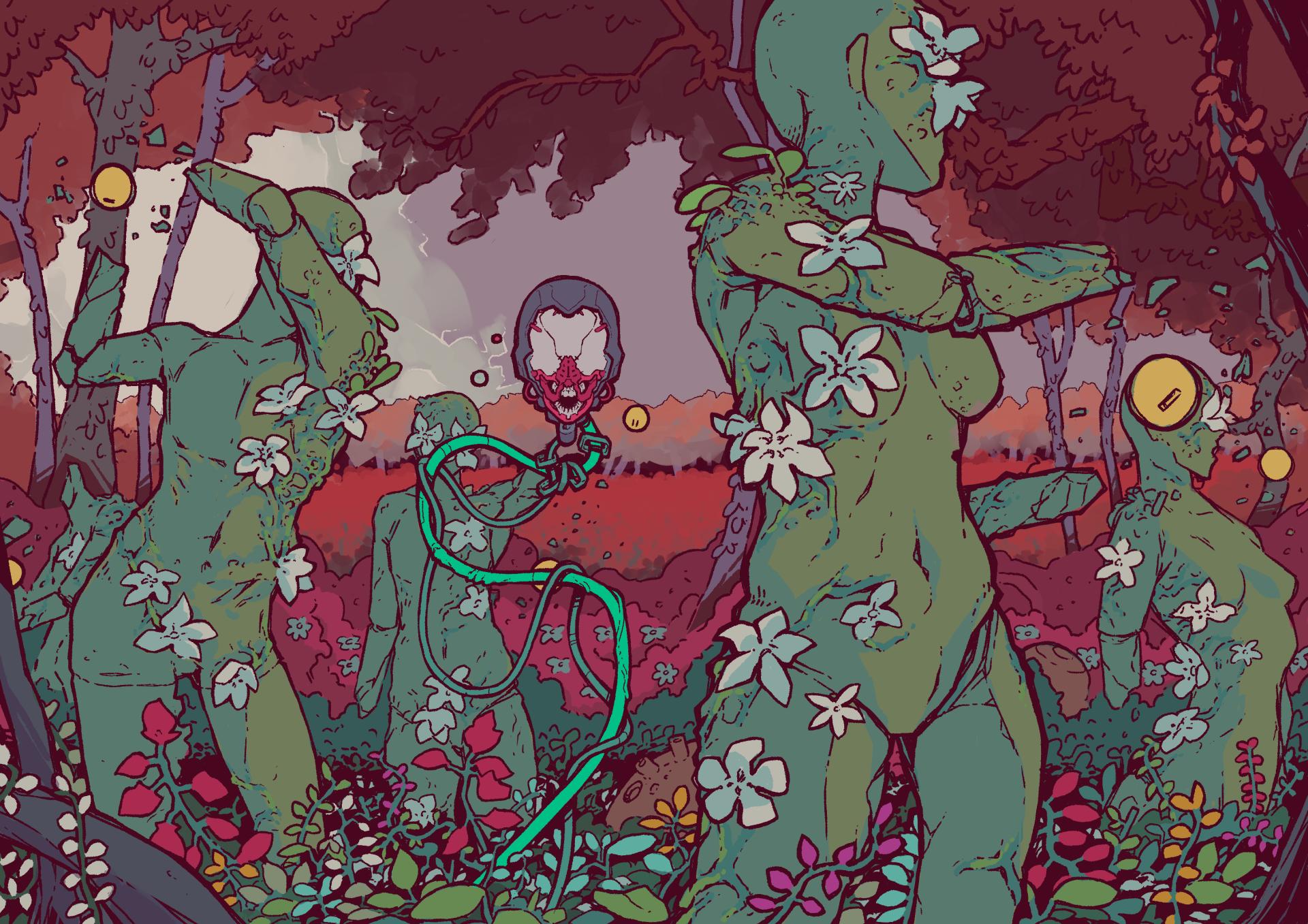Lovers Graveyard