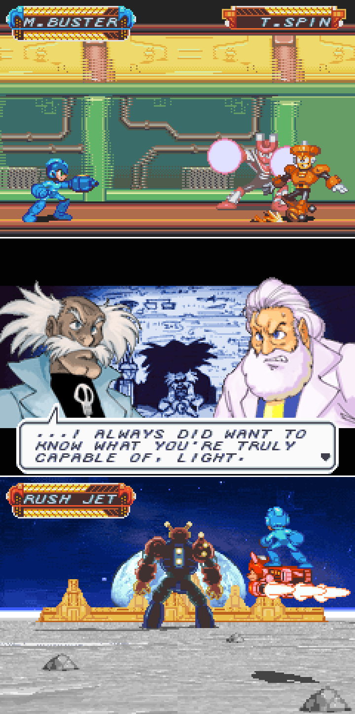 Asteroid Blues on GBA