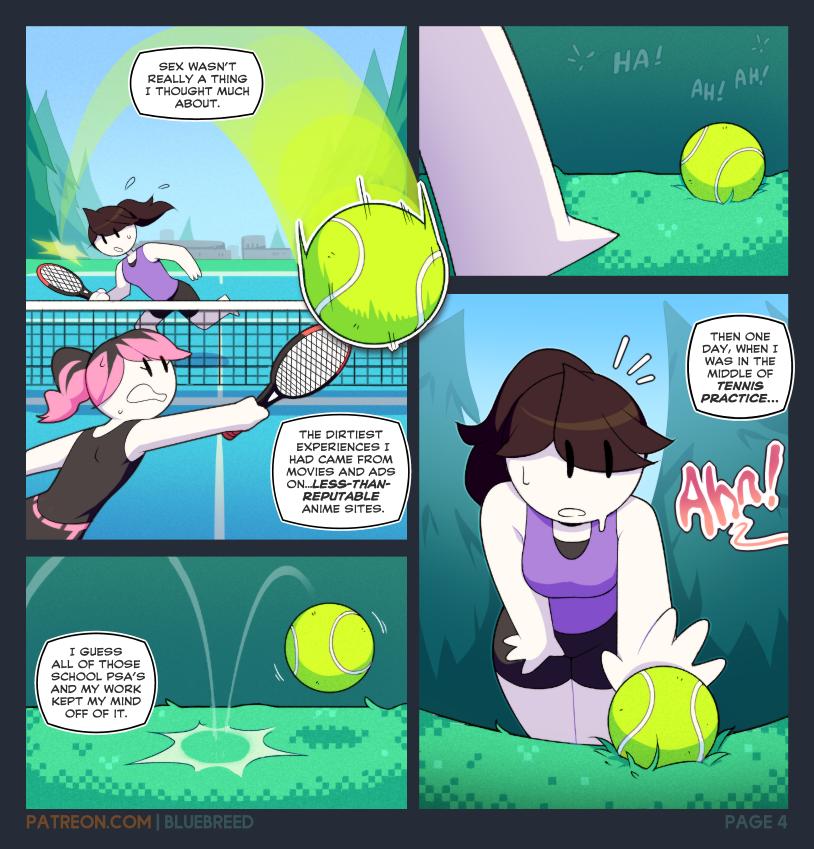 Safe-ish Sex - Page 4