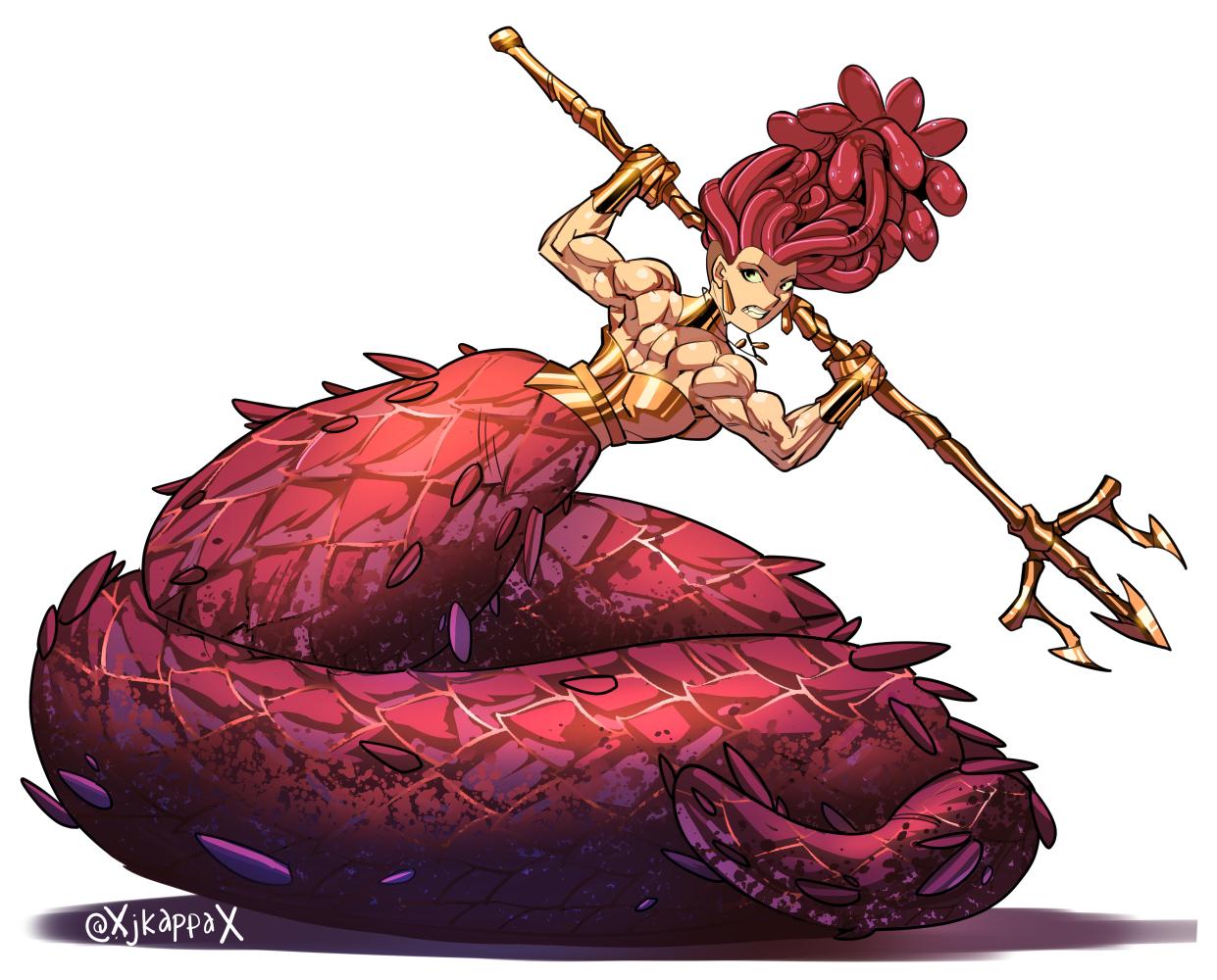 Medusa: Phantasy Star 1