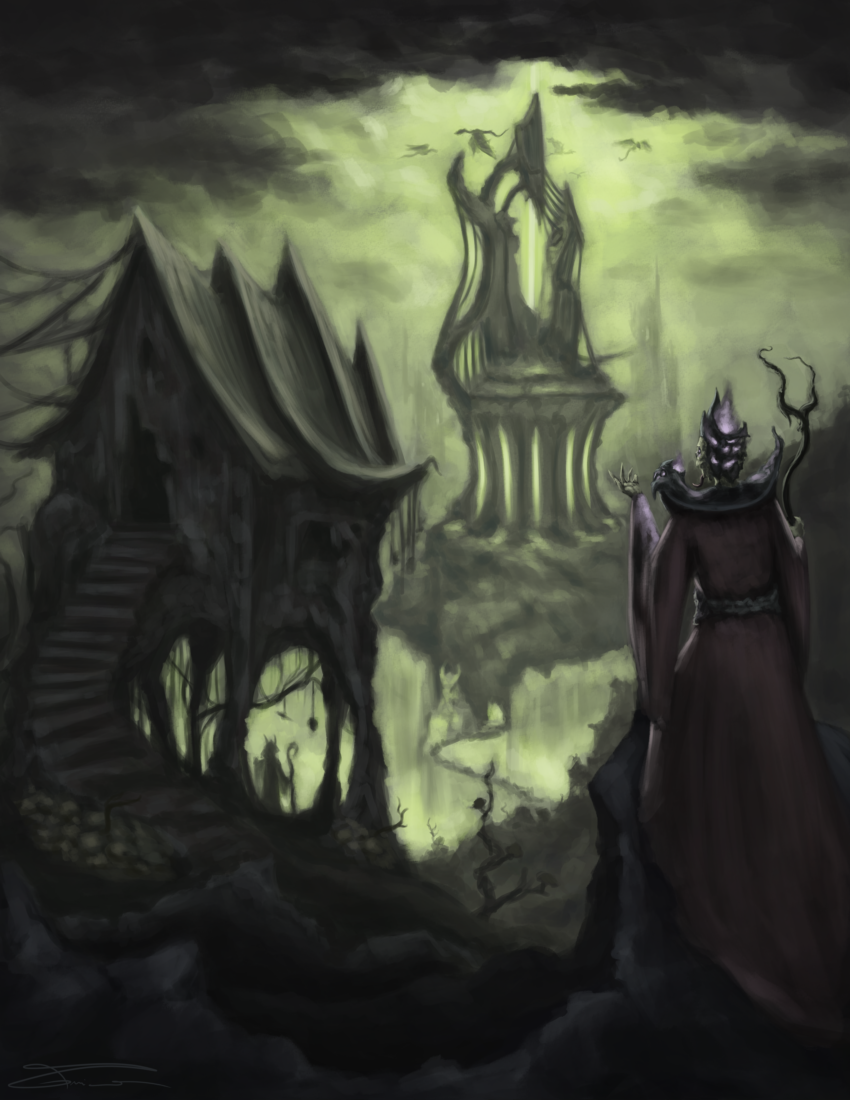 The Shrine calls