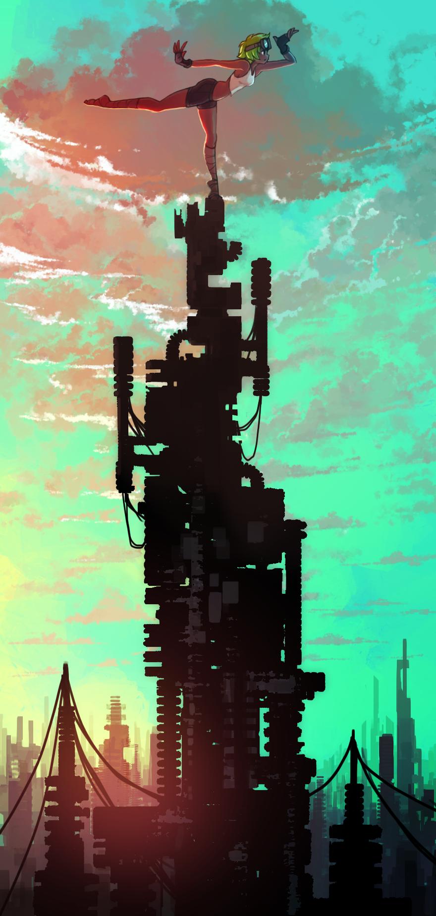 Antenna Girl (2013)