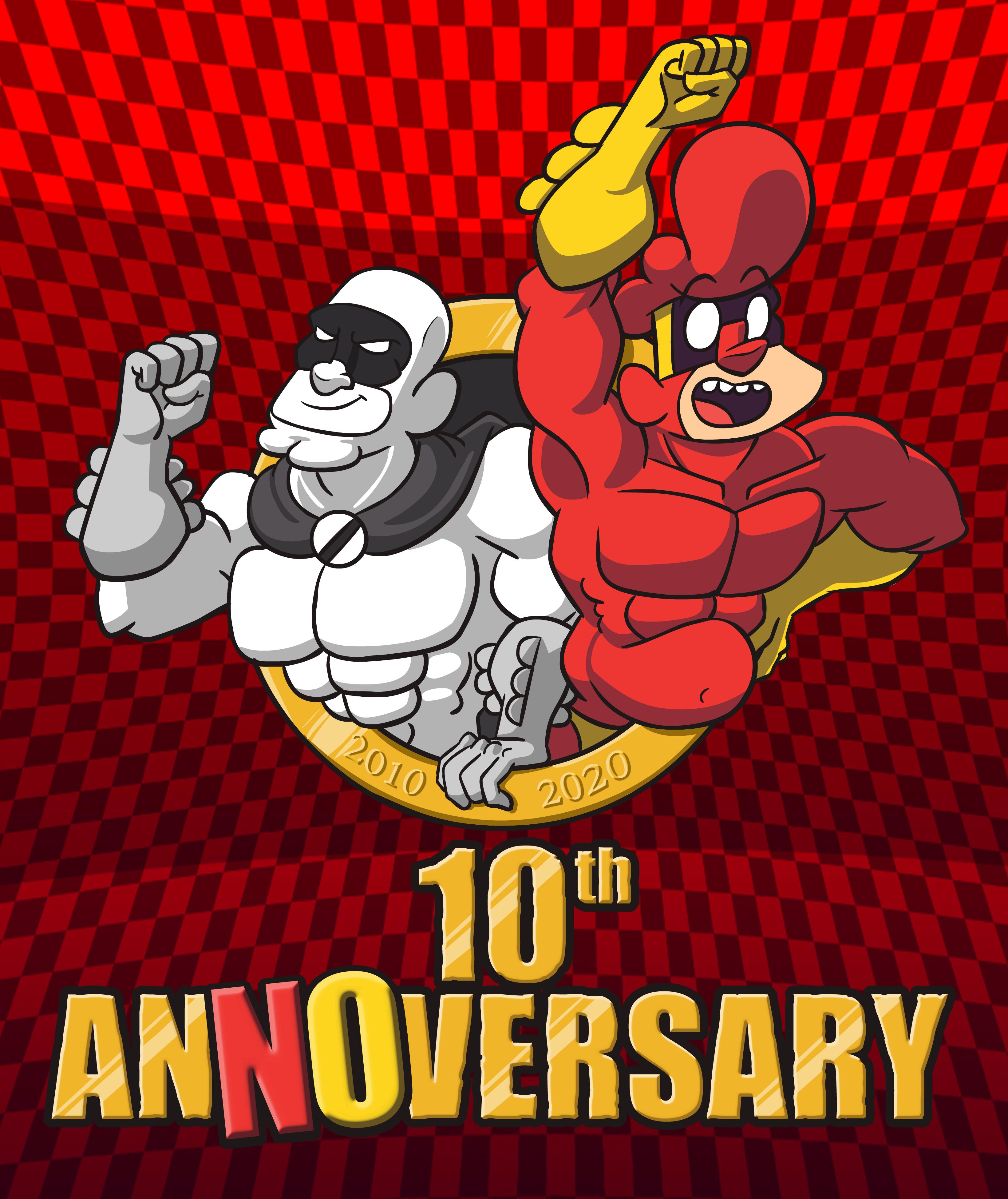 NoMan 10th Annoversary