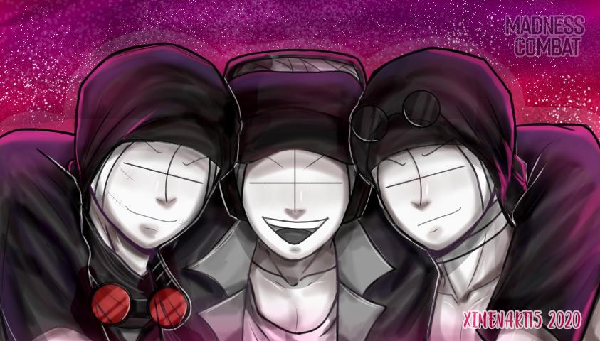 Madness trio