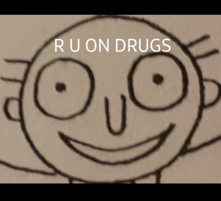 Mr. On drugs
