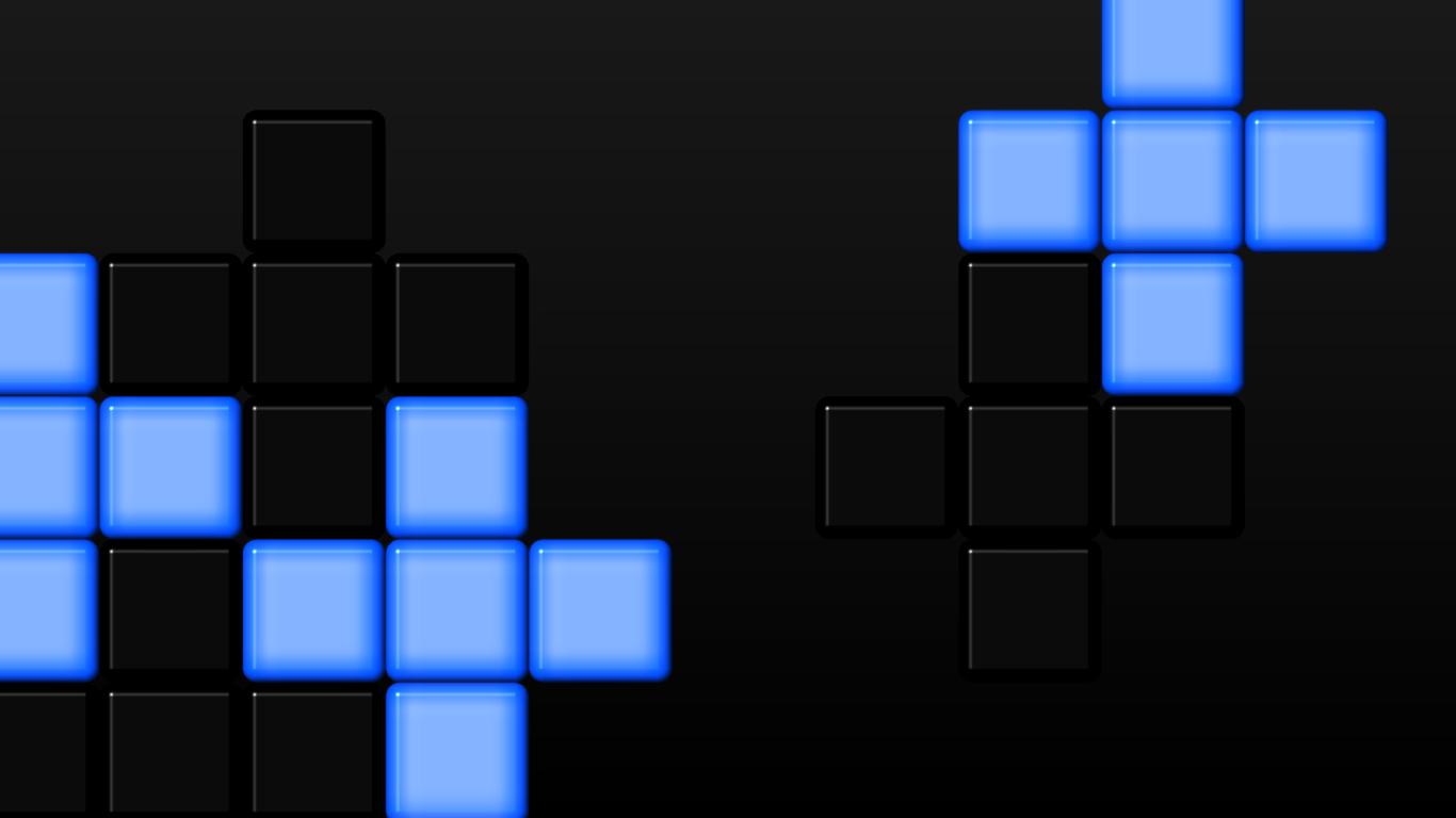 Blue Blocks
