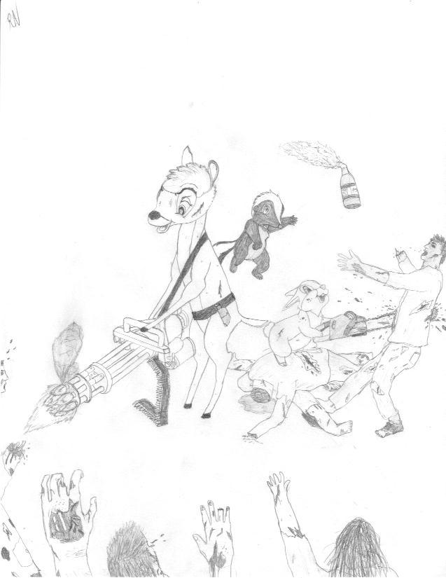 Left 4 Bambi