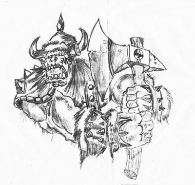 Grunt sketch
