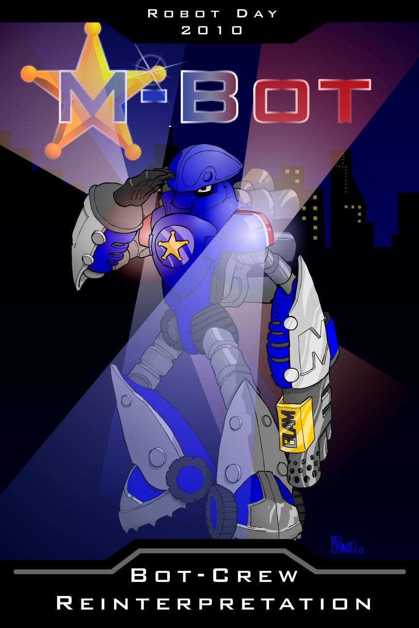 M-Bot Reinterpretation