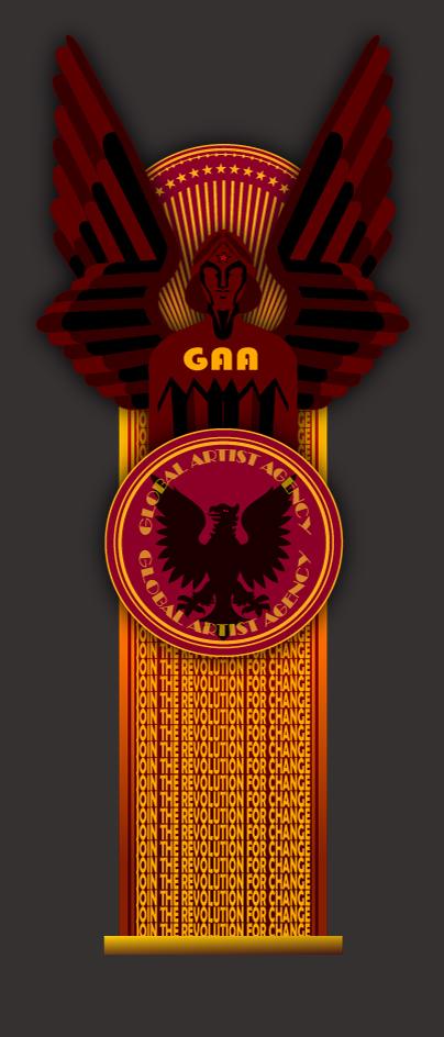 GAA sticker 1