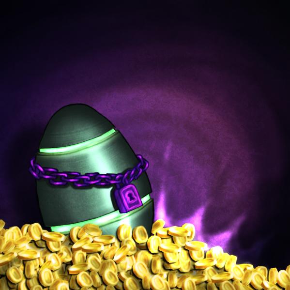 Treasure Egg