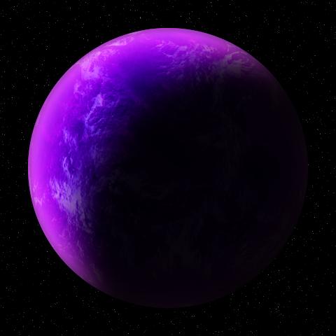 Planet Zephiron
