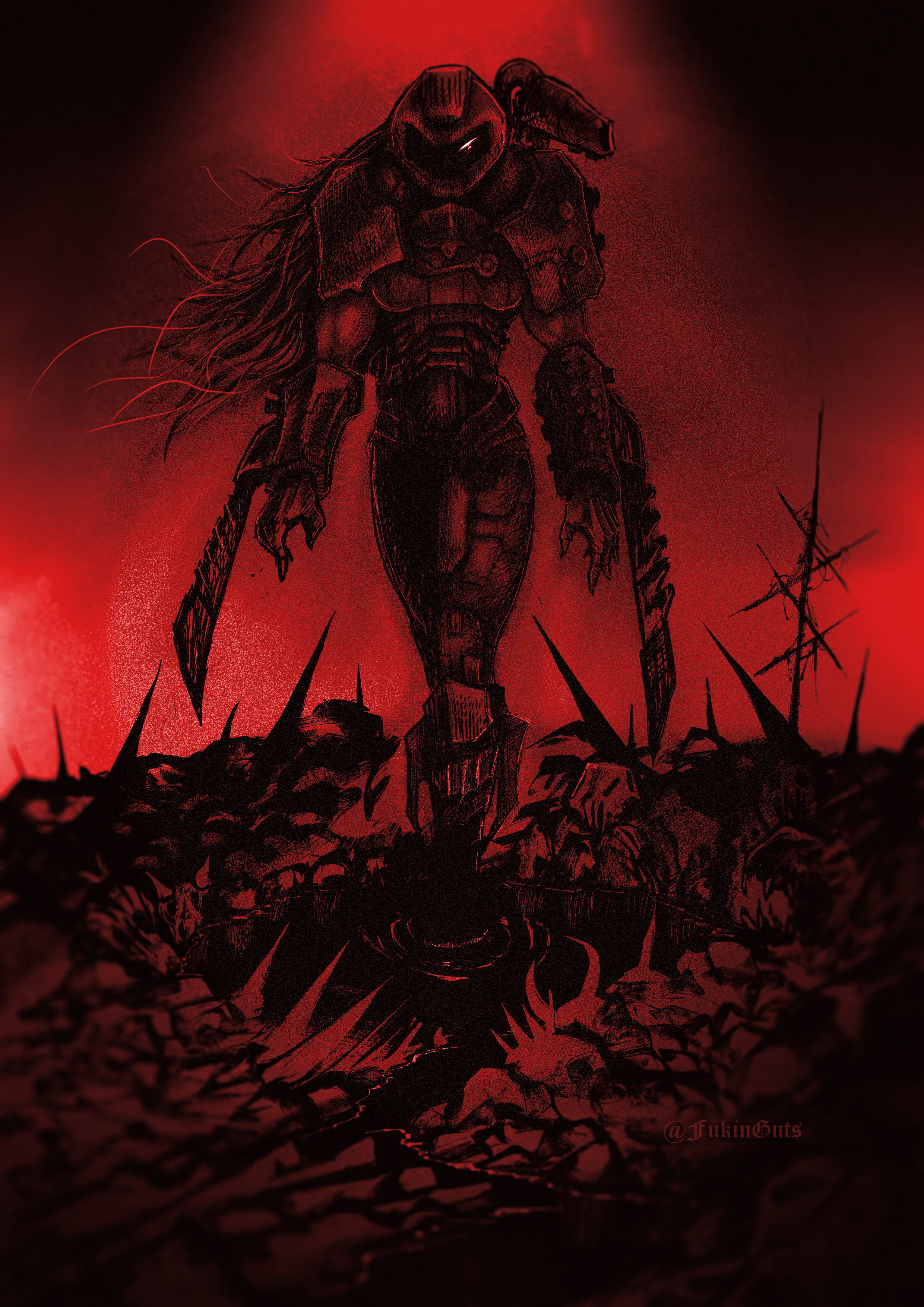 Doomslayer Ess By Fukinguts On Newgrounds