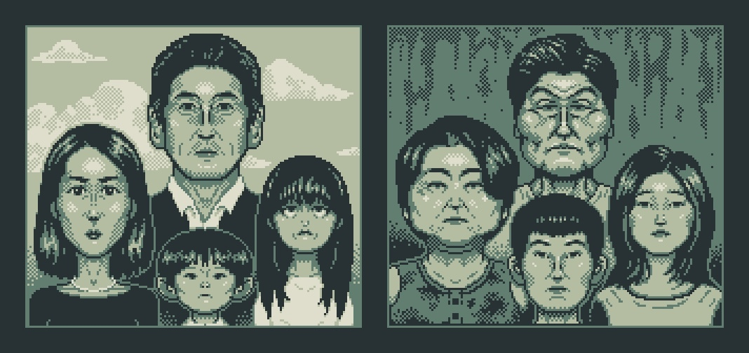 The Park and Kim Family