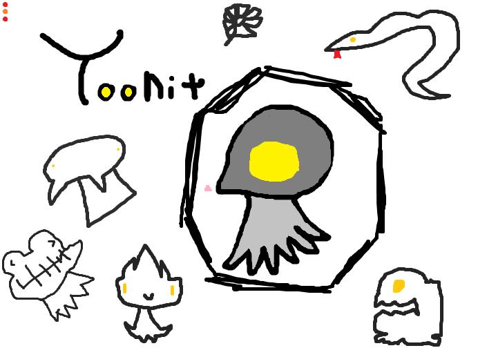 Toonit (Concept)