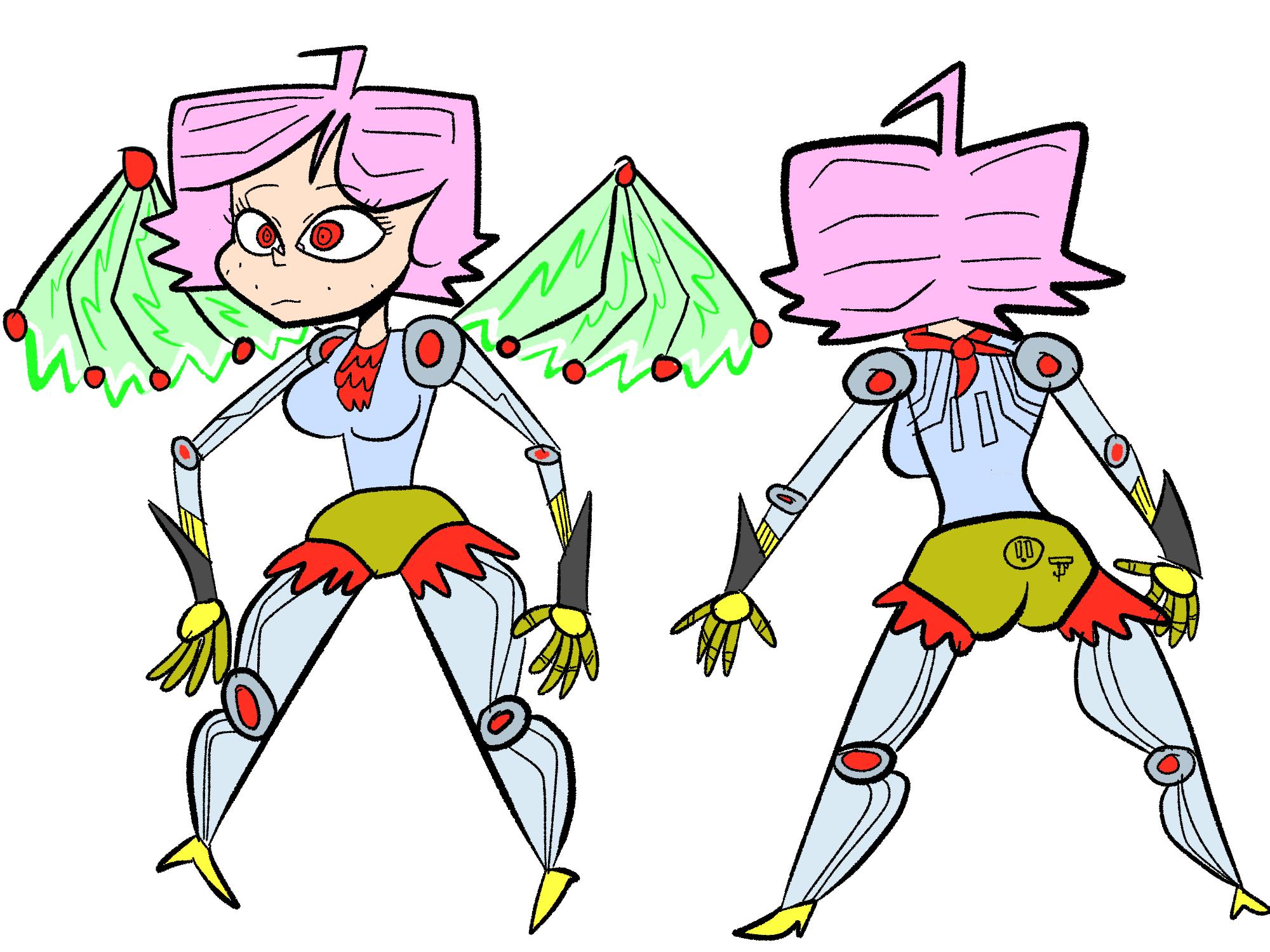 Robo angel