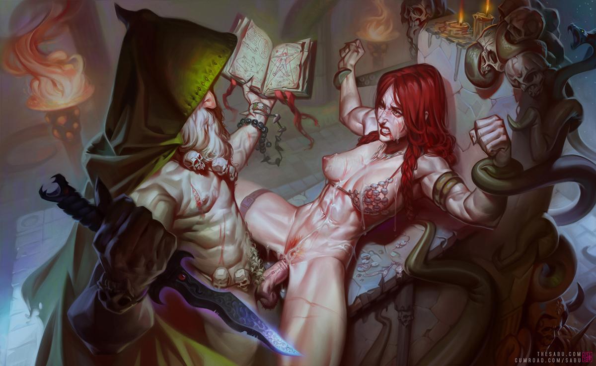 Red Sonja (Dynamite)