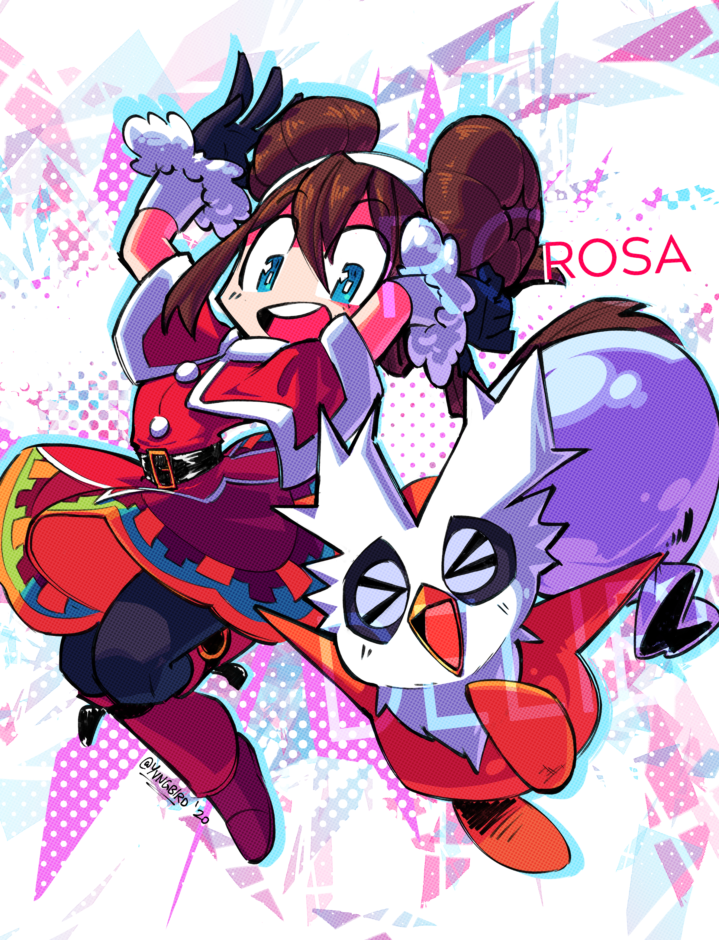rosa [chimmus outfit]