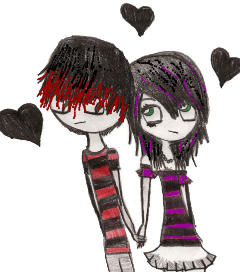 Emo lovers
