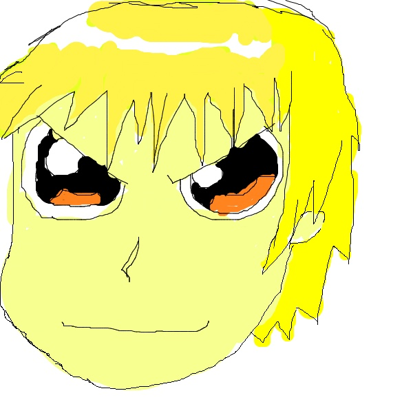 Zatch Bell Fan Art of this Fac