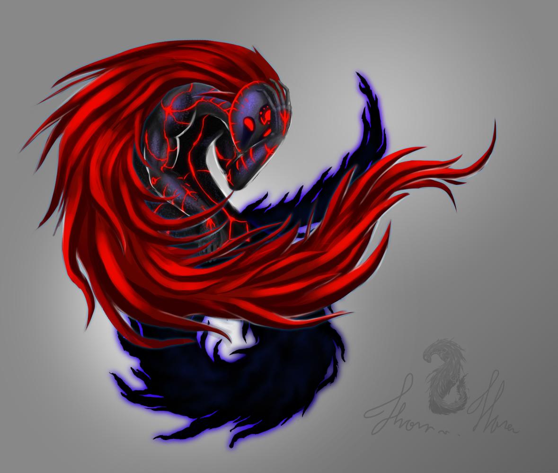 Fiery Red II