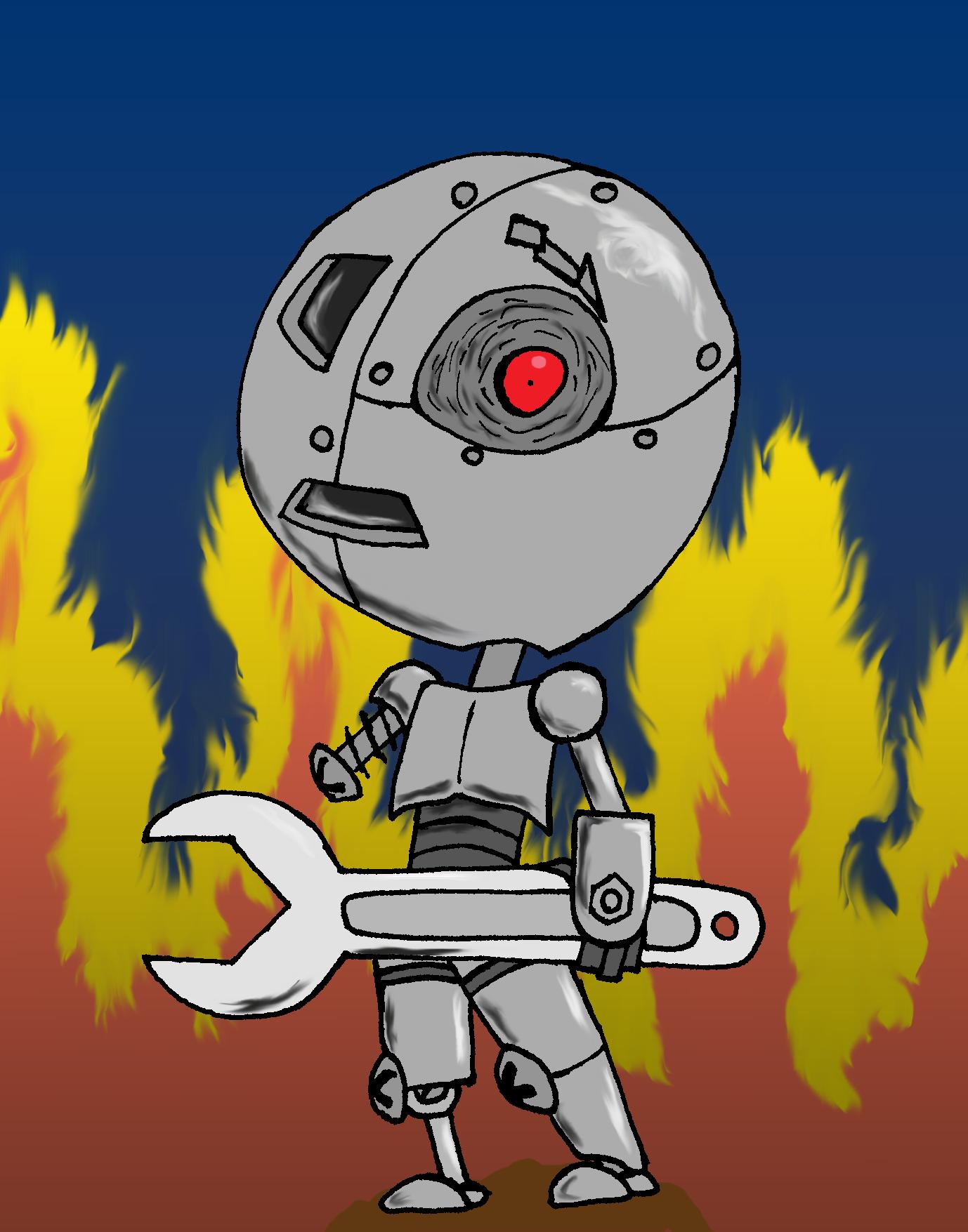 Lil' Billy-Bot
