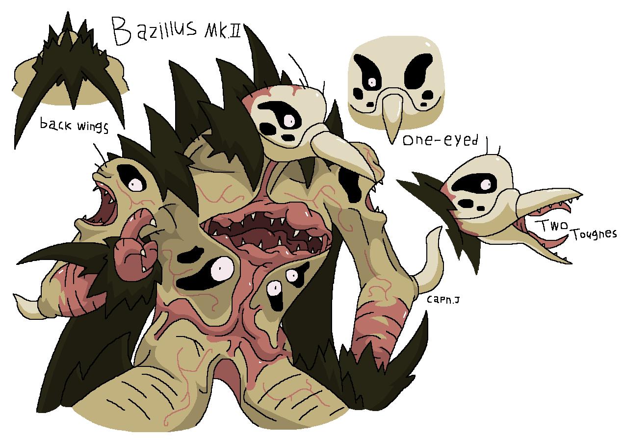 Bazillus Ver. 2