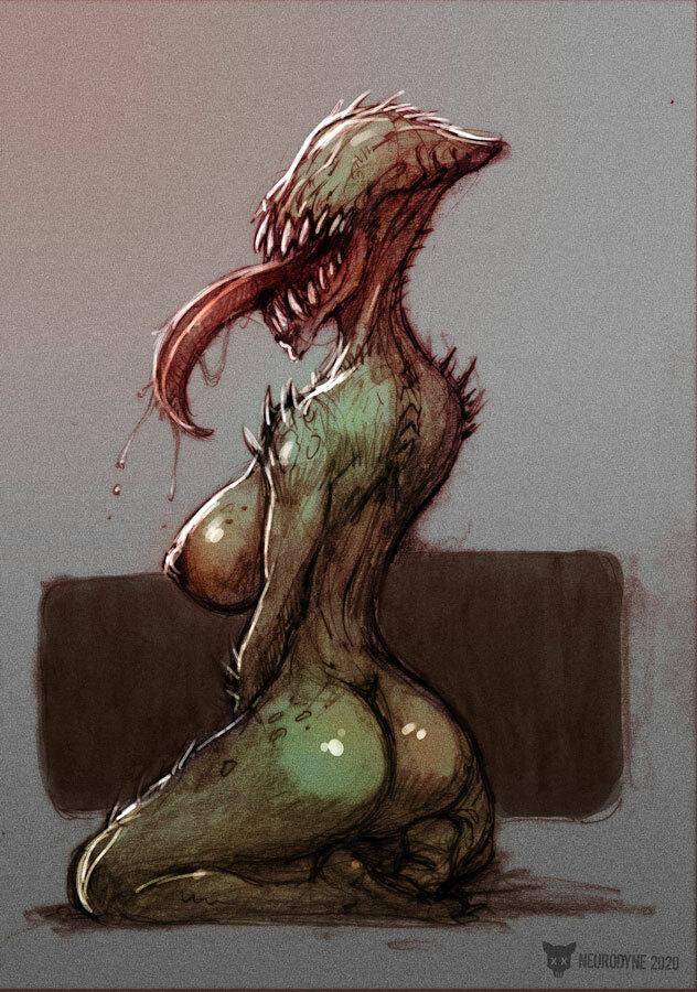Teeth Monster I