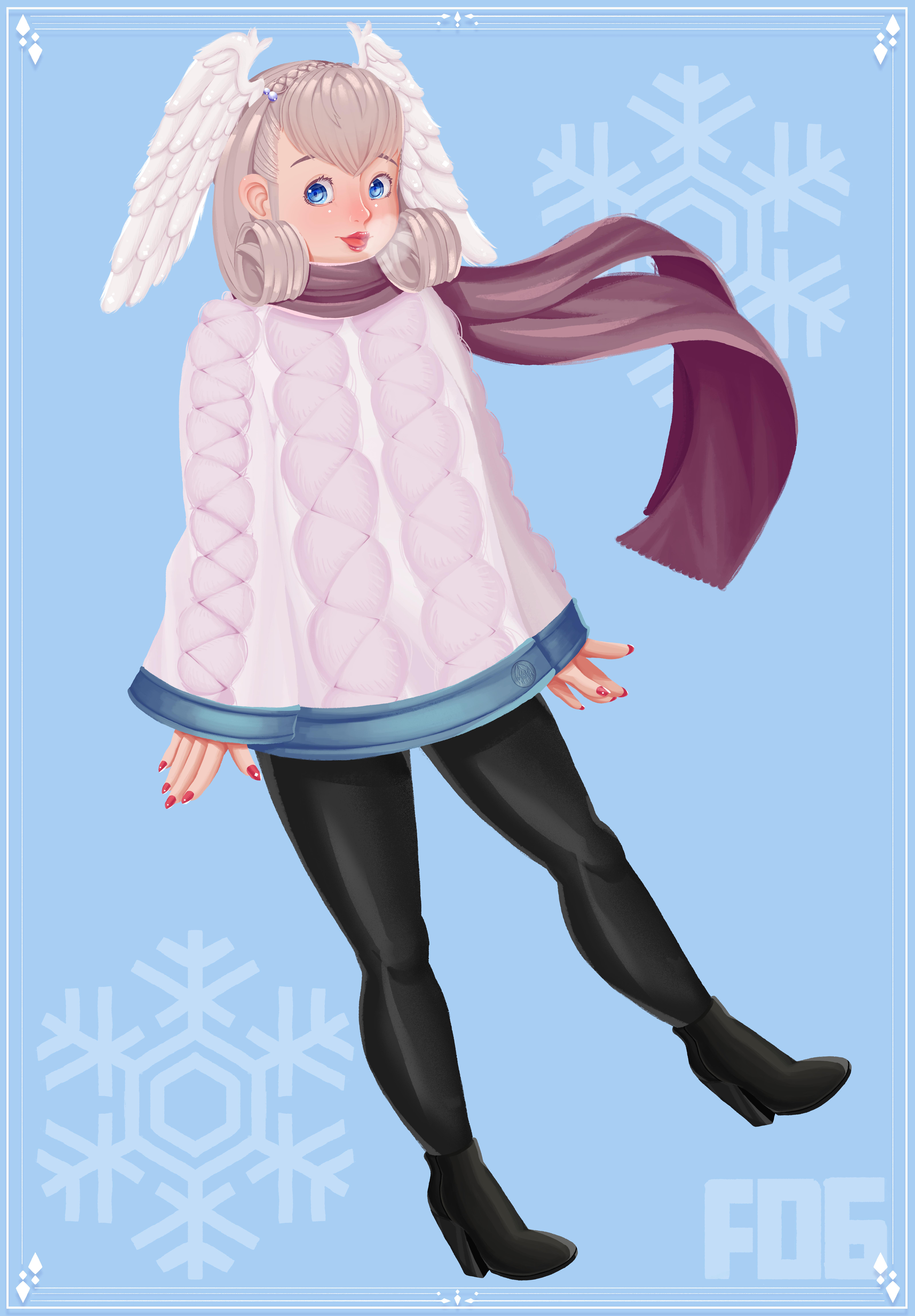 Melia Oversized Sweater