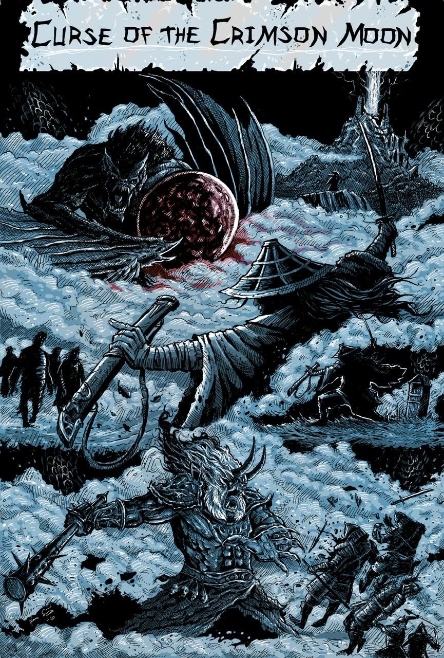 Curse of the Crimson Moon