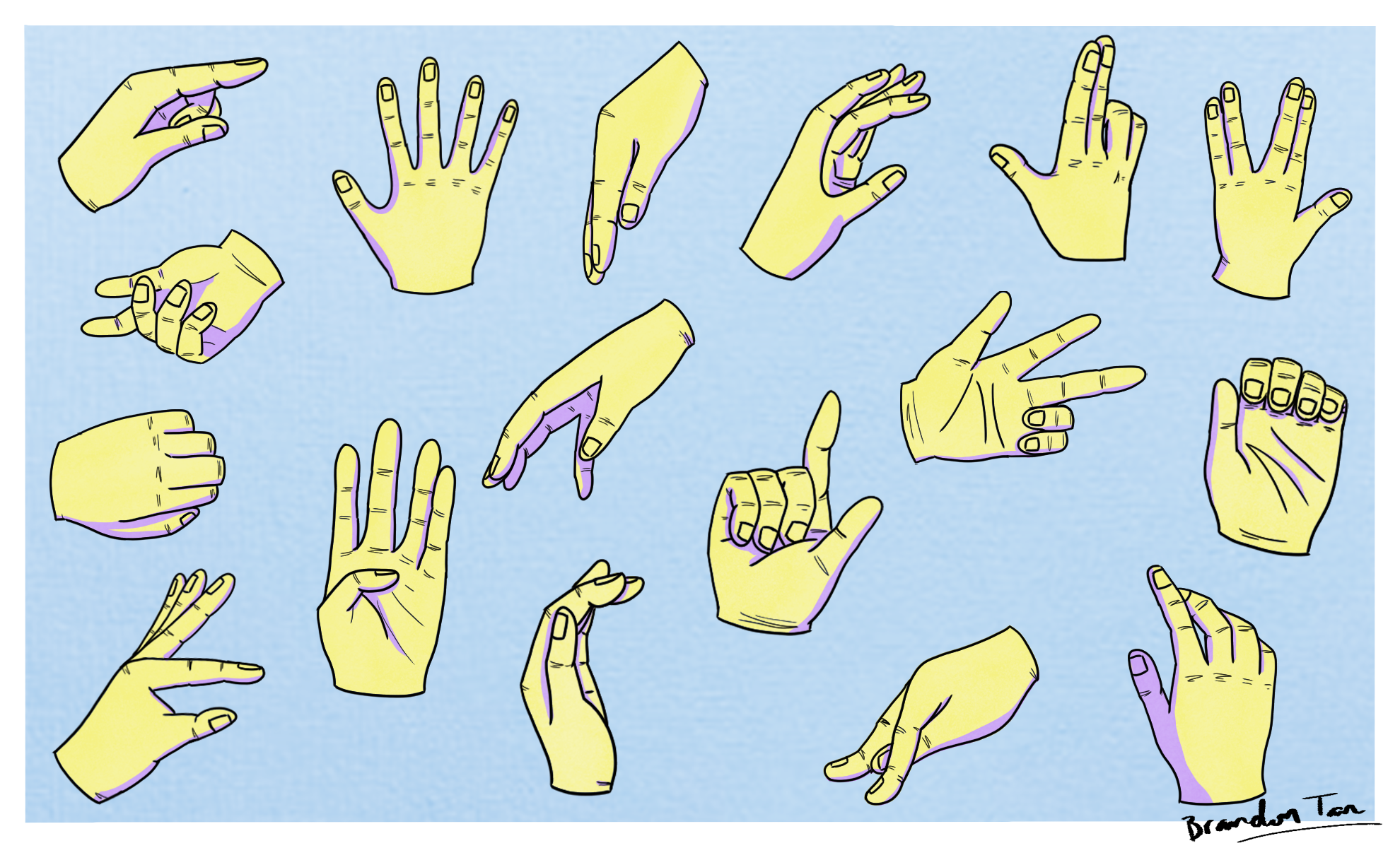 Hand Observations