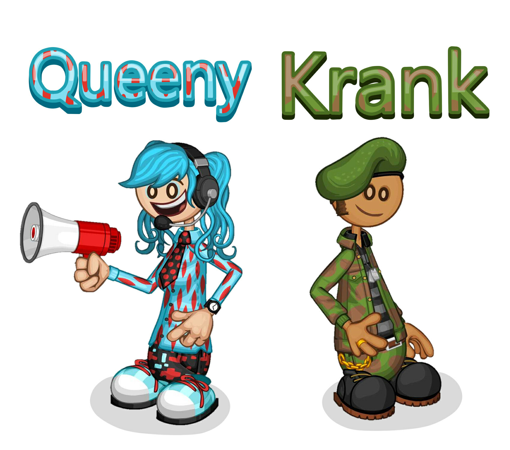 Queeny and Krank