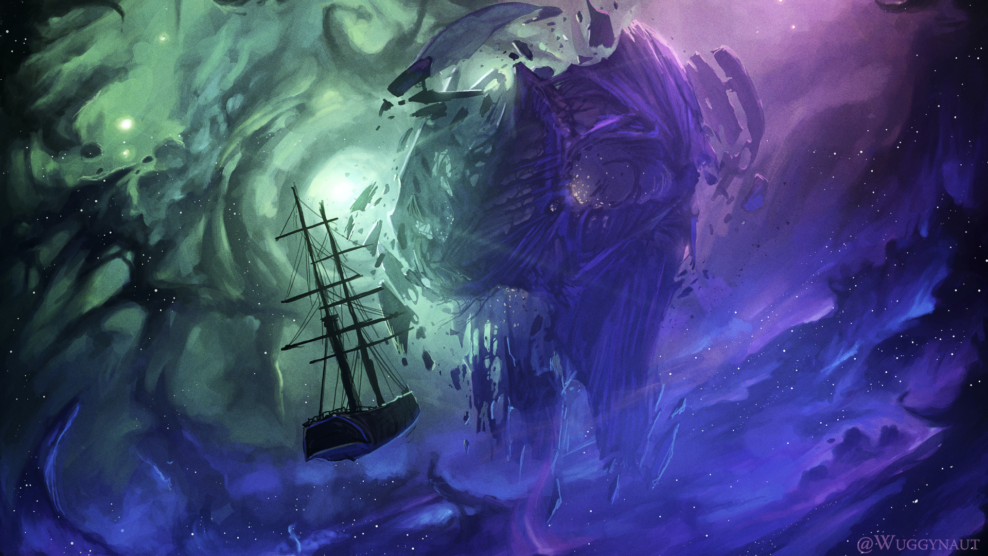 The Astral Sea