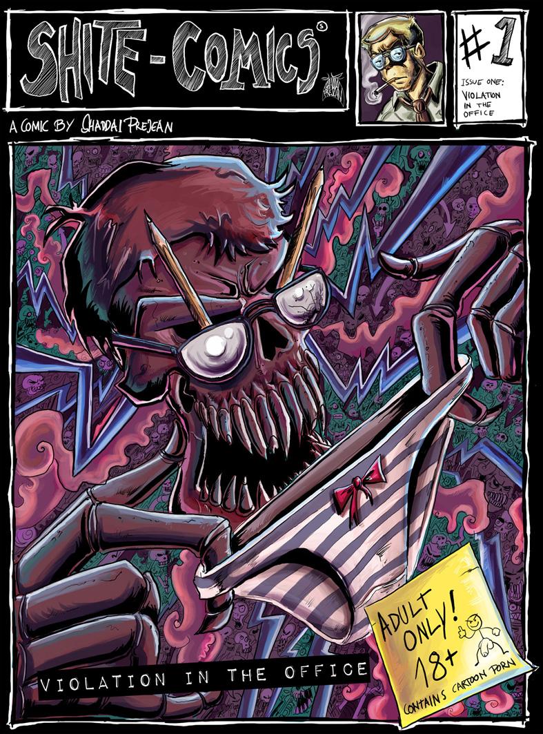 Shite Comic cover