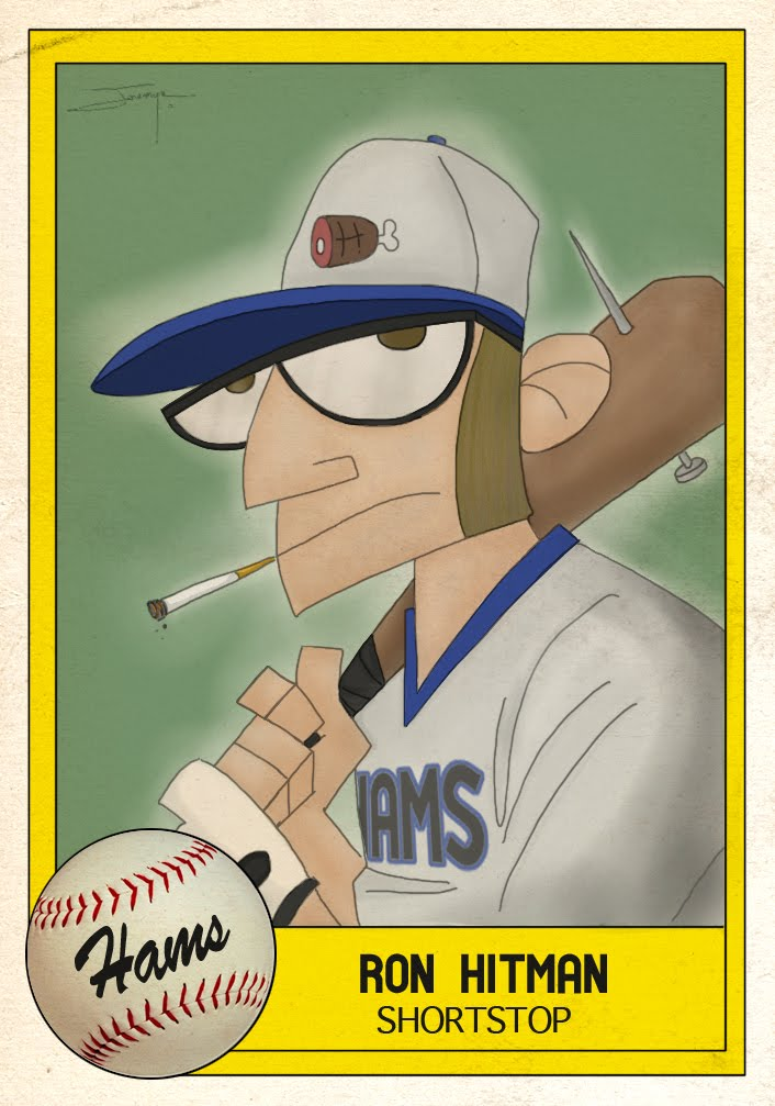 Baseball Card 01