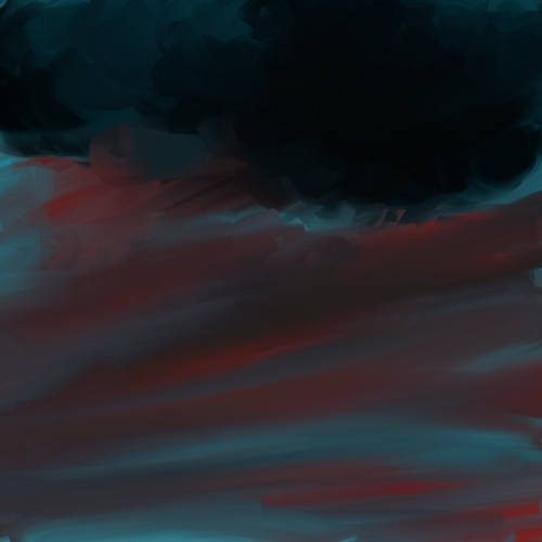 Apocalyptic skies